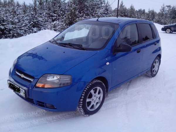 Chevrolet Aveo, 2007 год, 269 000 руб.