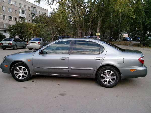 Nissan Maxima, 2005 год, 405 000 руб.