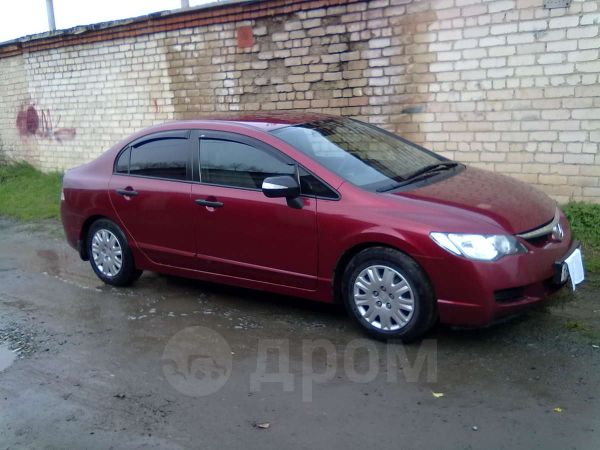 Honda Civic, 2008 год, 475 000 руб.
