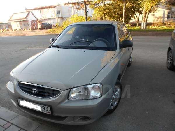 Hyundai Accent, 2010 год, 345 000 руб.