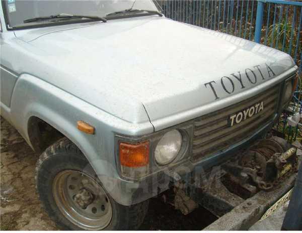 Toyota Land Cruiser, 1983 год, 350 000 руб.