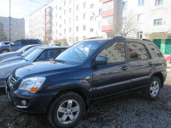 Kia Sportage, 2009 год, 600 000 руб.