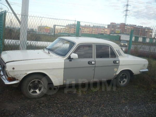 ГАЗ Волга, 1986 год, 25 000 руб.