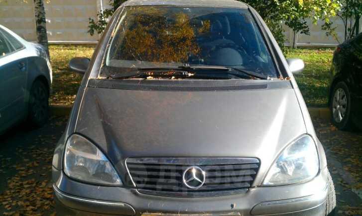 Mercedes-Benz A-Class, 2002 год, 270 000 руб.