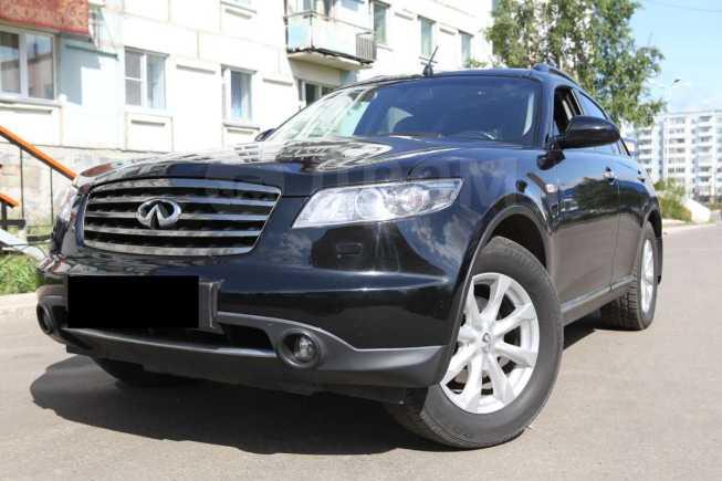 Infiniti FX35, 2007 год, 1 200 000 руб.