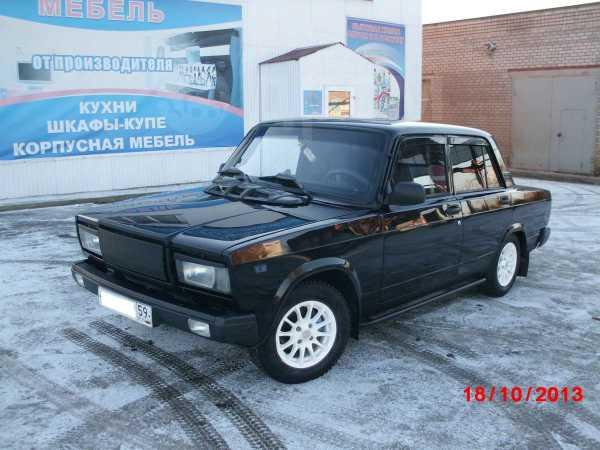 Лада 2107, 2010 год, 165 000 руб.
