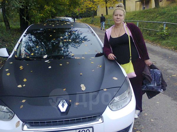 Renault Fluence, 2010 год, 600 000 руб.