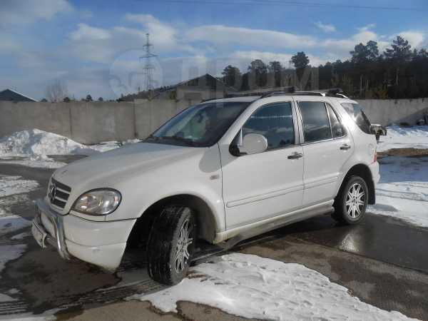Mercedes-Benz M-Class, 1999 год, 520 000 руб.
