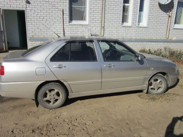 Chery Amulet A15, 2006 год, 135 000 руб.