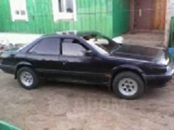 Nissan Bluebird, 1989 год, 90 000 руб.
