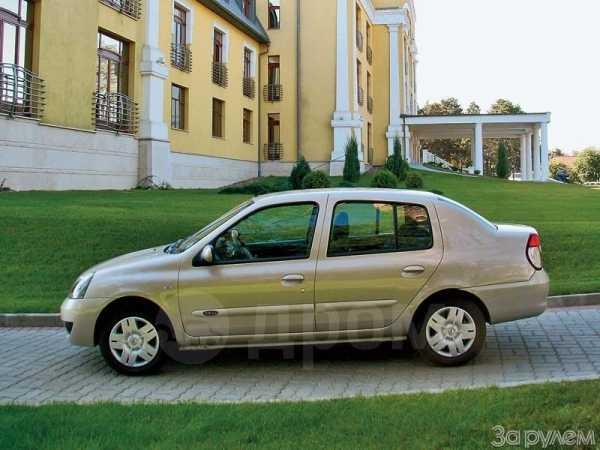 Renault Symbol, 2007 год, 240 000 руб.