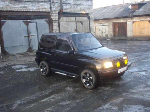 Suzuki Escudo, 1991 год, 229 000 руб.