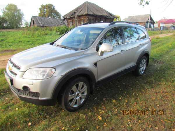 Chevrolet Captiva, 2008 год, 620 000 руб.