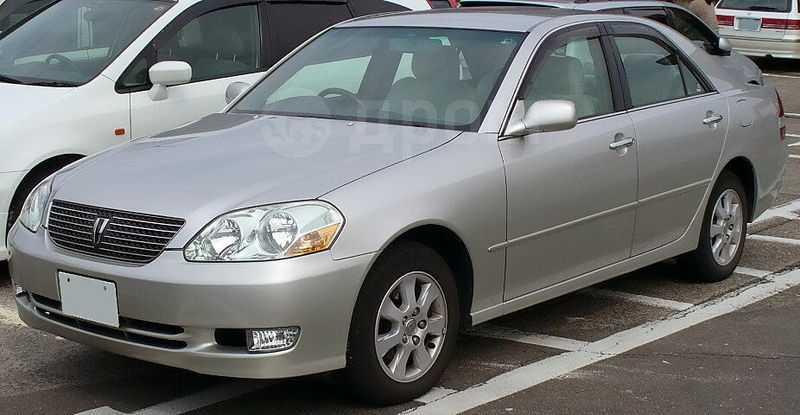 Toyota Mark II, 2001 год, 375 000 руб.