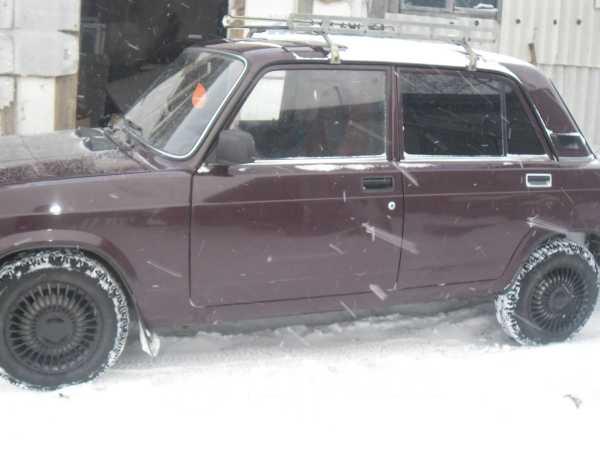 Лада 2107, 2008 год, 110 000 руб.