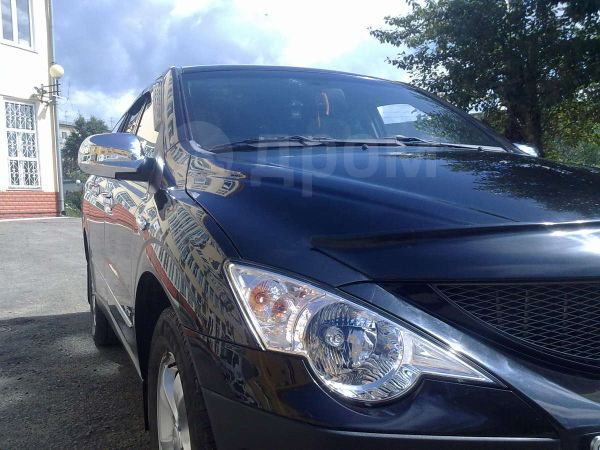SsangYong Actyon Sports, 2010 год, 515 000 руб.