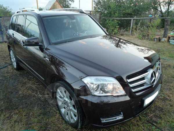 Mercedes-Benz GLK-Class, 2011 год, 1 600 000 руб.