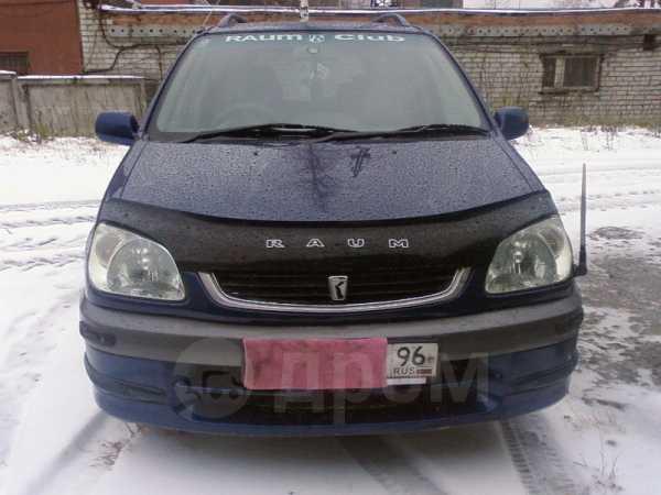 Toyota Raum, 2000 год, 218 000 руб.