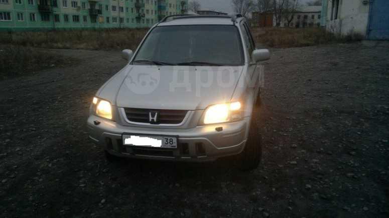 Honda CR-V, 1998 год, 410 000 руб.