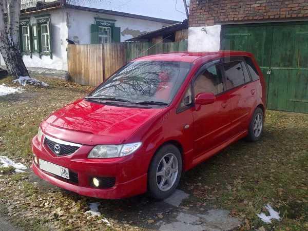 Mazda Premacy, 2002 год, 260 000 руб.