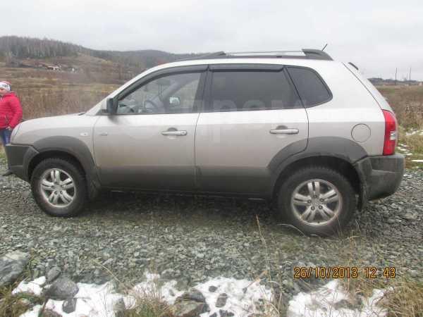 Hyundai Tucson, 2006 год, 550 000 руб.