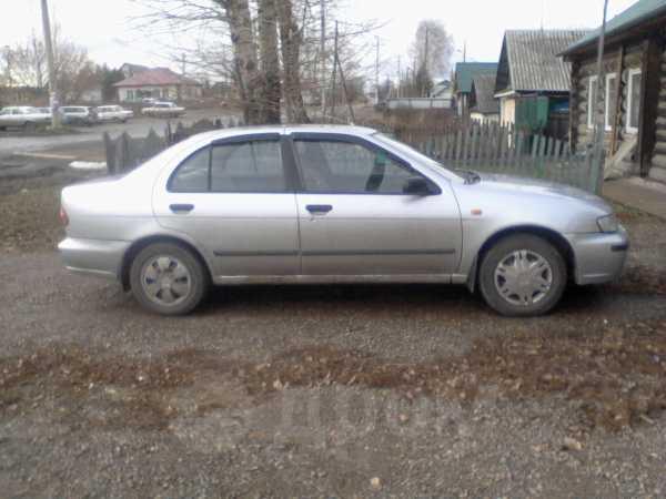Nissan Almera, 1998 год, 155 000 руб.