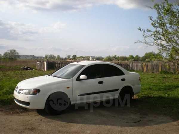 Nissan Almera, 2003 год, 220 000 руб.