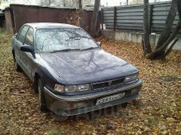 Mitsubishi Galant, 1989 год, 65 000 руб.