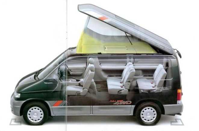 Mazda Bongo Friendee, 1997 год, 350 000 руб.