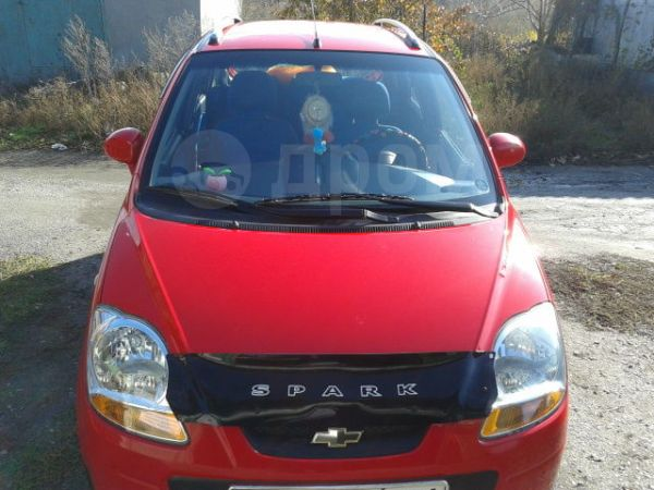 Chevrolet Spark, 2008 год, 270 000 руб.
