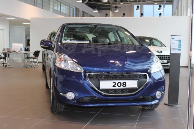 Peugeot 208, 2013 год, 671 500 руб.