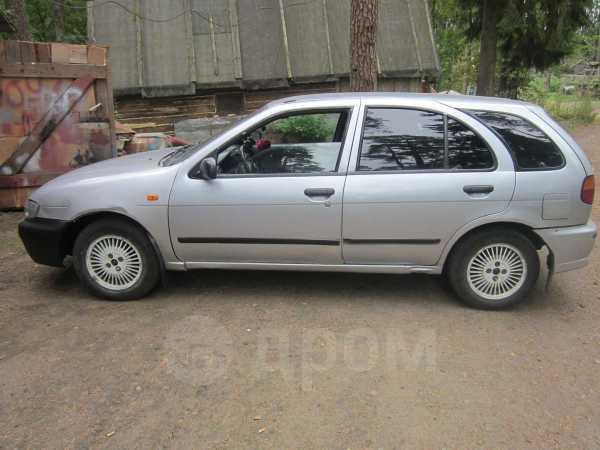 Nissan Almera, 1996 год, 85 000 руб.