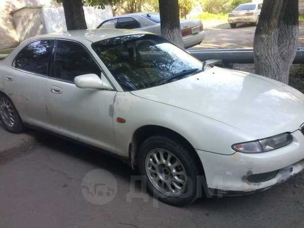Mazda Eunos 500, 1992 год, 80 000 руб.