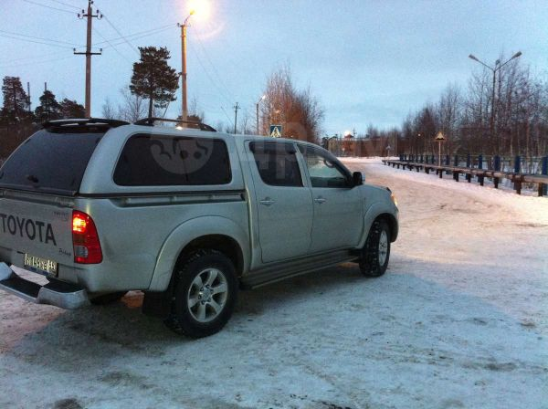 Toyota Hilux Pick Up, 2006 год, 900 000 руб.