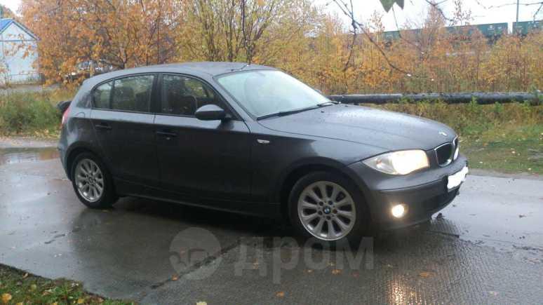 BMW 1-Series, 2007 год, 597 000 руб.