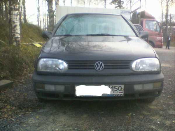 Volkswagen Golf, 1994 год, 150 000 руб.