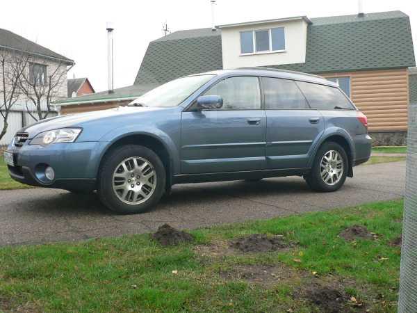 Subaru Outback, 2004 год, 490 000 руб.