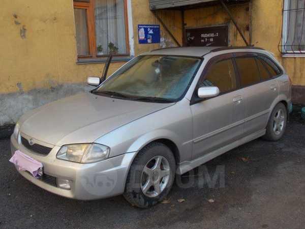 Mazda Familia, 1999 год, 173 000 руб.
