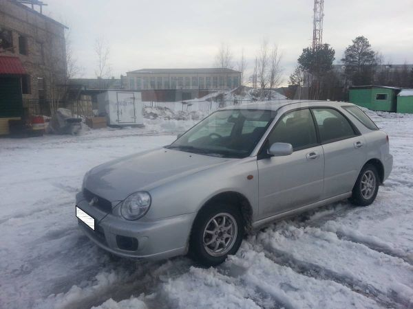 Subaru Impreza, 2000 год, 167 000 руб.