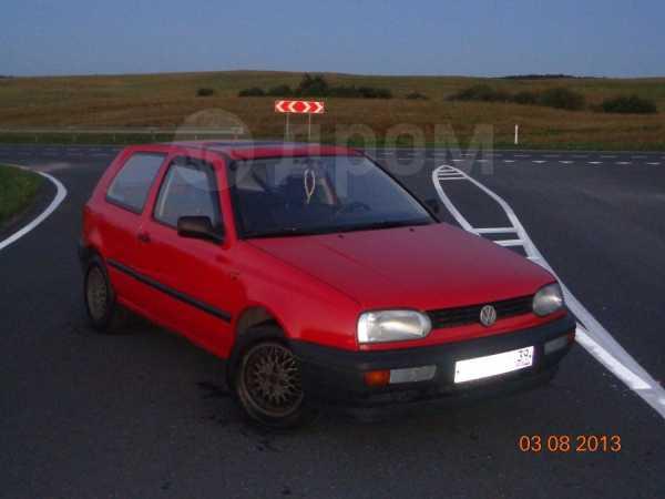 Volkswagen Golf, 1992 год, 135 000 руб.