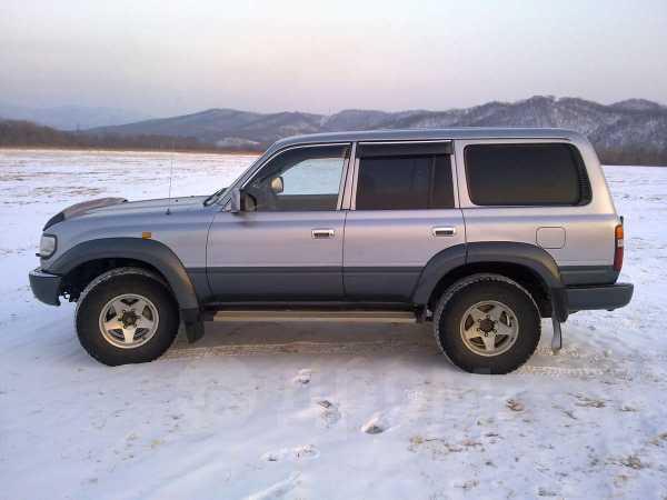 Toyota Land Cruiser, 1994 год, 656 000 руб.