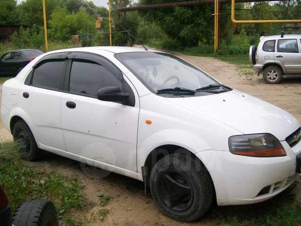 Chevrolet Aveo, 2004 год, 200 000 руб.