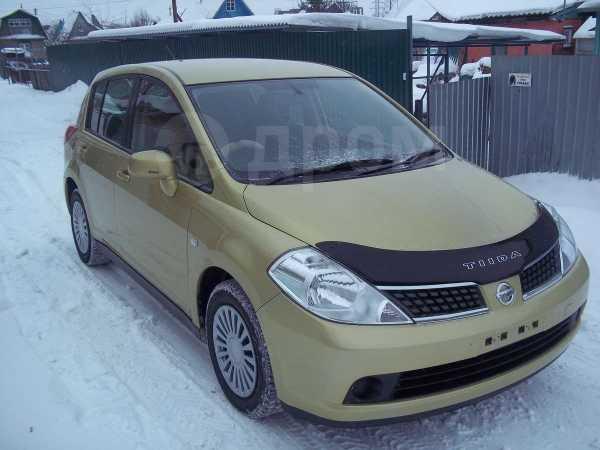 Nissan Tiida, 2006 год, 355 000 руб.