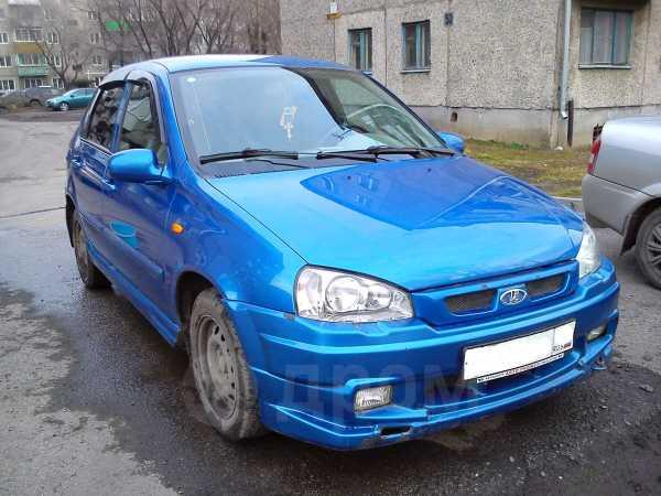 Лада Калина, 2006 год, 160 000 руб.