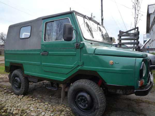 ЛуАЗ ЛуАЗ, 1988 год, 53 000 руб.