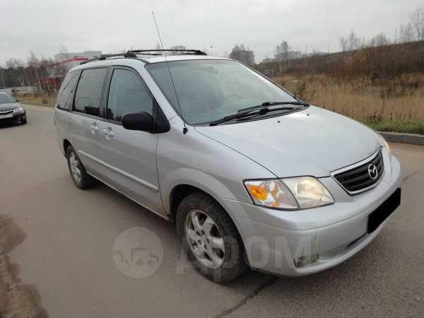 Mazda MPV, 2001 год, 230 000 руб.