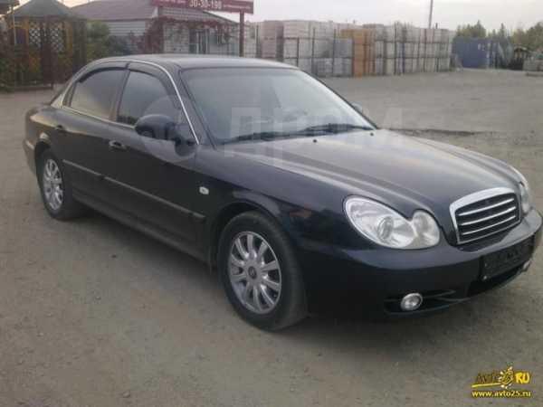 Hyundai Sonata, 2008 год, 390 000 руб.