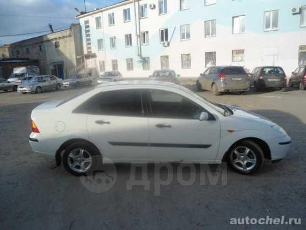 Ford Focus, 2004 год, 235 000 руб.
