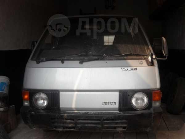 Nissan Vanette, 1990 год, 33 000 руб.