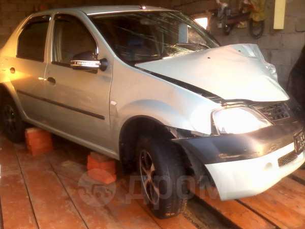 Renault Logan, 2008 год, 125 000 руб.